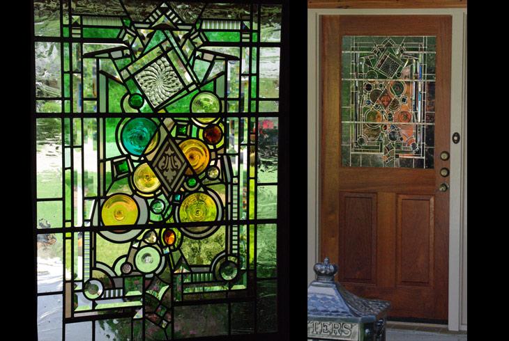 Art Glass Design Baton Rouge