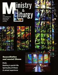 Cover of Ministry and Liturgy magazine